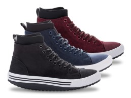 Comfort Vabaajajalatsid Leisure Shoes High